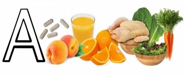 A vitamini nedir? görevleri nelerdir? Hangi besinlerde bulunur?