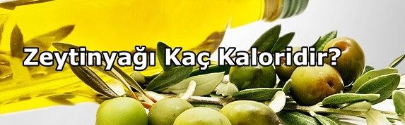 Zeytinyağı Kaç Kaloridir?
