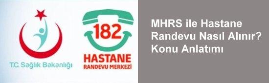 MHRS Randevu Al