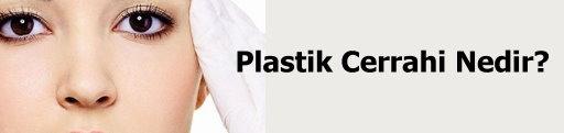 Plastik Cerrahi Nedir Neye Bakar